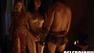 Spartacus Nude and Sex Scenes Celebrity Porn Compilation