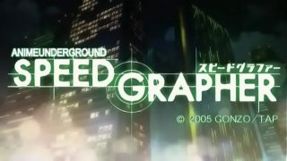Speed Grapher episodio 3 sub español