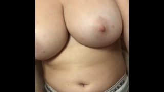 Snapchat | POV | Fuck Teen With Huge Natural Tits and Finished on Them (v2)
