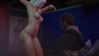 Private show in GTA V